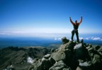 Victorious on the summit of Nelion