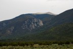 Questa Dome, as seen from highway 522